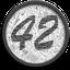 42 price logo