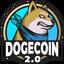 _DOGE2 price logo