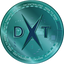 _DXT price logo