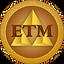_ETM price logo