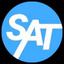 _SAT price logo