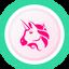 _SUNI price logo