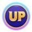 _UP price logo