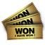 _WON price logo