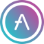 AAAVE price logo