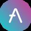 AAVEUP price logo
