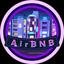 AIRBNB price logo