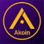 AKN price logo