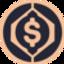 ALUSD price logo