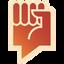 ALY price logo
