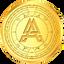 ANFT price logo