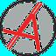 ANON price logo