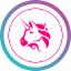 AUNI price logo