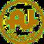 AUNIT price logo