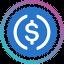 AUSDC price logo