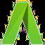 AUX price logo