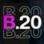 B20 price logo