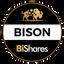 BISON price logo