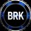 BRK price logo
