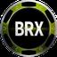 BRX price logo