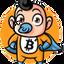 BSATOSHI price logo