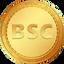 BSC price logo