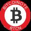 BTCN price logo