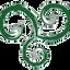 CBD price logo