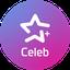 CELEB price logo