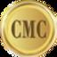 CMCCOIN price logo