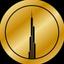 DBT price logo