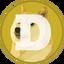 DOGE price logo