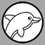 DOLPHIN price logo