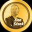 ELONSTONK price logo