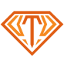 EOST price logo