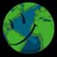 ERTH price logo
