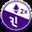 ETH2XFLI price logo