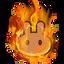 FIRECAKE price logo