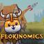 FLOKIN price logo