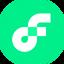 FLOW price logo