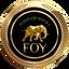 FOY price logo