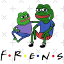 FRENS price logo
