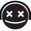 GLITCHY price logo