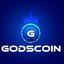 GODSCOIN price logo