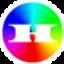 HUE price logo