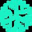 KAT price logo
