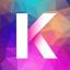 KDA price logo