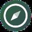KOMP price logo