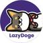 LAZYDOGE price logo