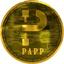 PAPP price logo
